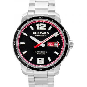 Mille Miglia GTS Automatic Black Dial Men's Watch