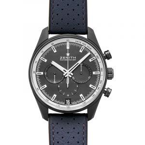 Chronomaster El Primero Chronograph Automatic Grey Dial Men's Watch