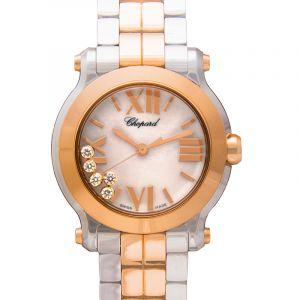 Happy Sport Quartz Mother of pearl Dial Ladies Watch