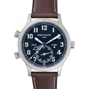 Complications Blue Dial Men's Watch