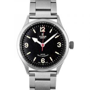 Heritage Ranger Stainless steel Automatic Black Dial Men's Watch