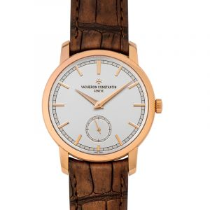 Patrimony Silver Dial Manual-winding Men's Watch