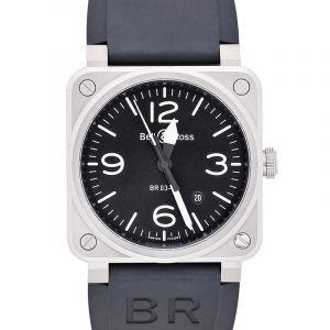 Instruments BR 03 92 Steel Men's Watch