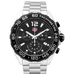 Formula 1 Quartz Chronograph Black Dial Men's Watch