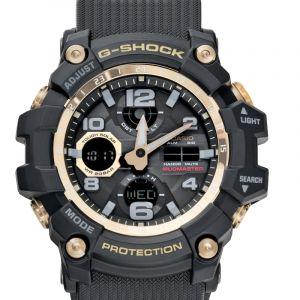 Casio G-shock Mudmaster Black & Gold