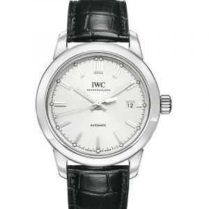 Ingenieur Automatic Silver Dial Men's Watch