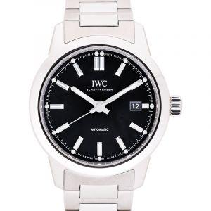 Ingenieur Automatic Black Dial Men's Watch