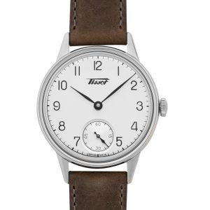 Heritage Petite Seconde Manual-winding Silver Dial Men's Watch
