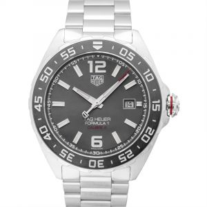 Formula 1 Calibre 5 Automatic Grey Dial Men's Watch