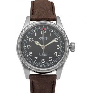 Big Crown Pointer Date Automatic Black Dial Men's Watch
