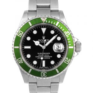 Submariner Automatic Chronometer Black Dial Men's Watch