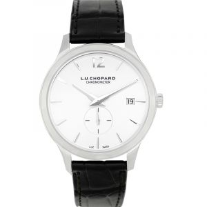Chopard L.U.C. XPS Automatic White Dial Men's Watch