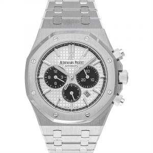Royal Oak Chronograph 41 Stainless Steel / Silver