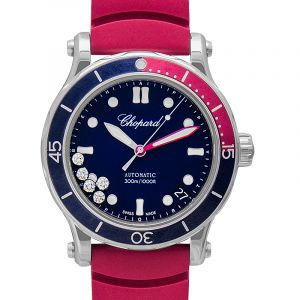 Happy Ocean Automatic Blue Dial Men's Watch