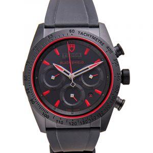 Fastrider Chrono  Automatic Black Dial Men's Watch 42000CR-BKRS