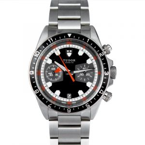 Heritage Chrono Automatic Silver Dial Men's Watch