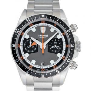 Heritage Chrono    Dial  Watch 70330N-95740-GRIDSTL
