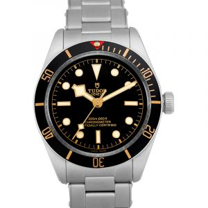 Heritage Black Bay Automatic Black Dial Men's Watch