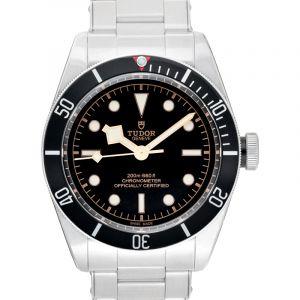 Heritage Black Bay  Automatic Black Dial Men's Watch 79230N-0009