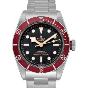 Heritage Black Bay  Automatic Black Dial Men's Watch 79230R-0012