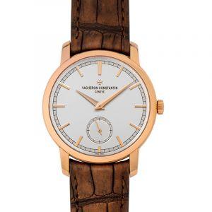 Vacheron Constantin Patrimony  Manual-winding Silver Dial Men's Watch 82172/000R-9382