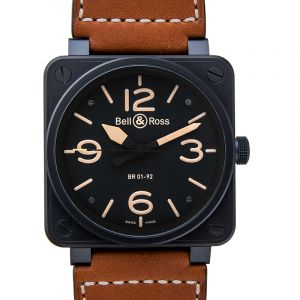 Instruments BR 01 92 Heritage Men's Watch