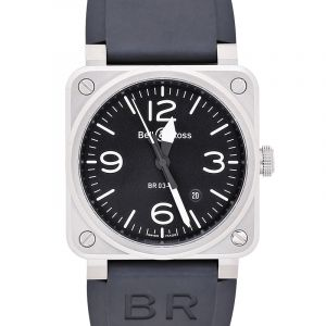 Instruments BR 03 92 Steel Men's Watch