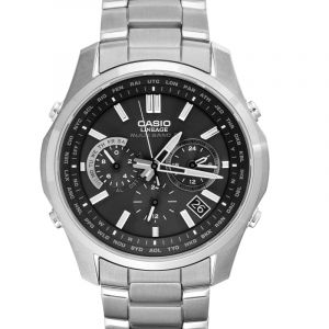 Casio Lineage Solar Black
