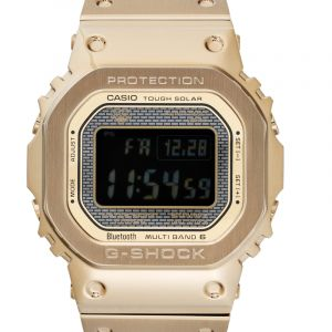 Casio G-Shock Solar Full Metal Gold