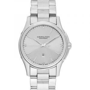 Jazzmaster Automatic Silver Dial Ladies Watch