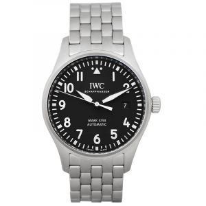 Mark XVIII Black Dial Automatic Men's Stainless Steel Watch/40mm