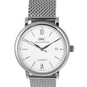 IWC Portofino Automatic Stainless Steel Men's Watch 3565-05