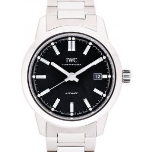 Ingenieur Automatic Black Dial Men's Watch