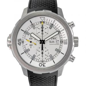 Aquatimer Automatic Silver Dial Men's Watch