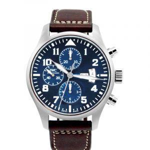 Pilot's Watches Automatic Blue Dial Men's Watch