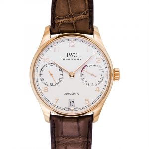 Portugieser Automatic 5007 Red Gold