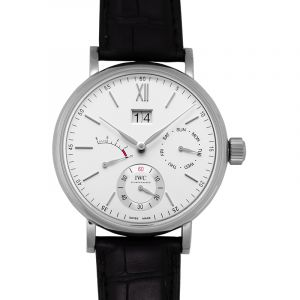 Portofino Automatic Silver Dial Men's Watch