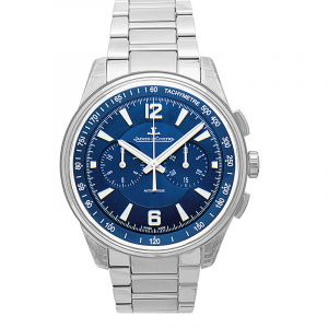 Polaris Chronograph Blue Steel 42mm