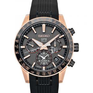 Seiko Astron 5X Series Dual Time GPS Solar SBXC006