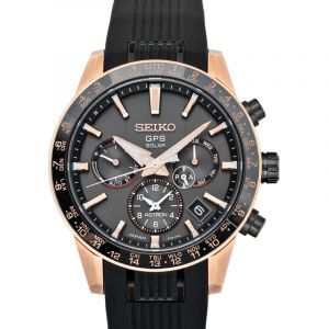 Astron 5X Series Dual Time GPS Solar