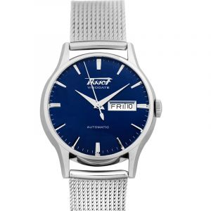 Heritage Visodate Automatic Blue Dial Men's Watch