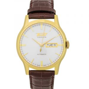 Heritage Visodate Automatic Automatic White Dial Men's Watch