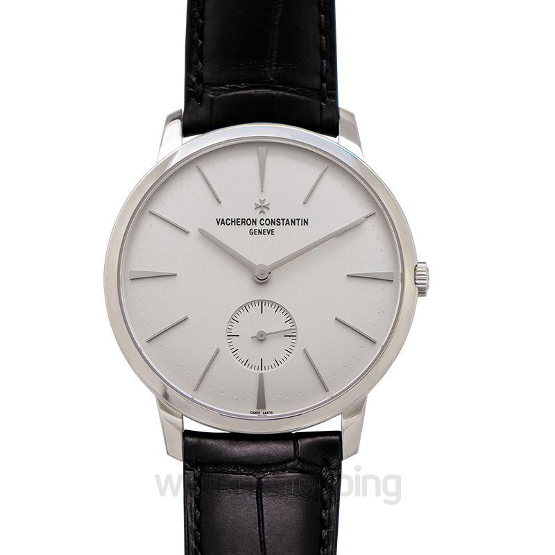 Vacheron Constantin Patrimony Silver Dial Manual-winding Men's Watch