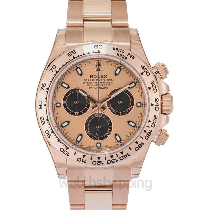 Rolex Cosmograph Daytona Everose Gold / Pink