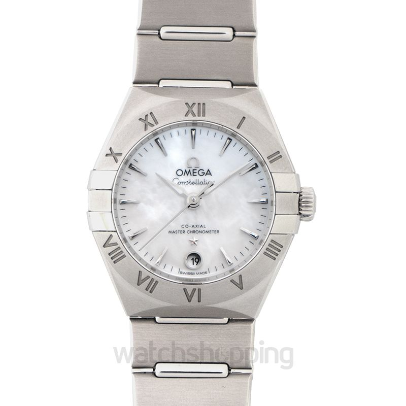 Omega Omega Constellation Manhattan Co-Axial Master Chronometer 29mm Ladies Watch