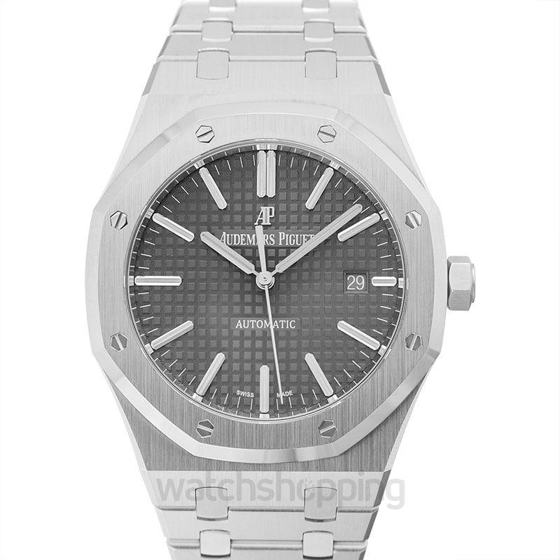 Audemars Piguet Royal Oak Grey Dial Men's Watch