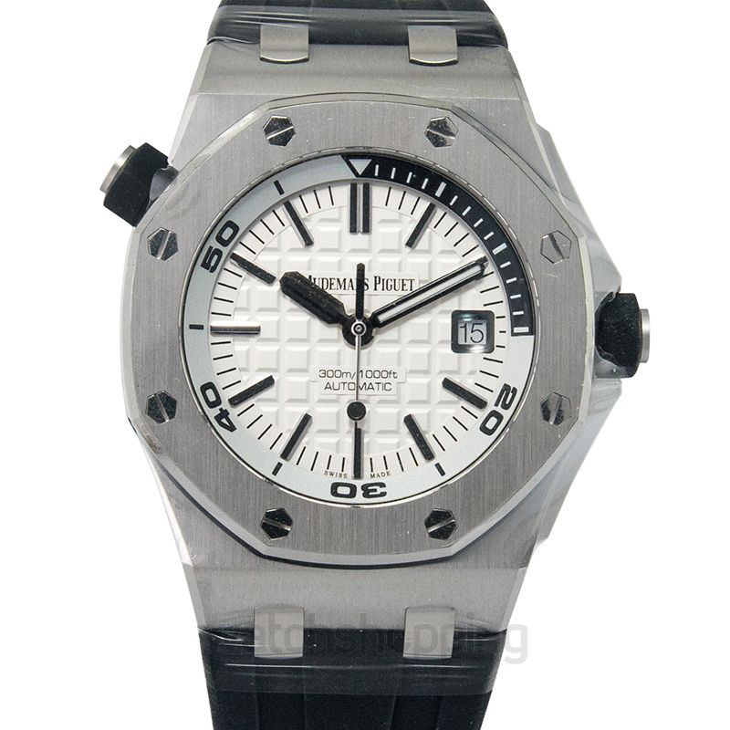 Audemars Piguet Royal Oak Offshore Silver Dial Men's Watch