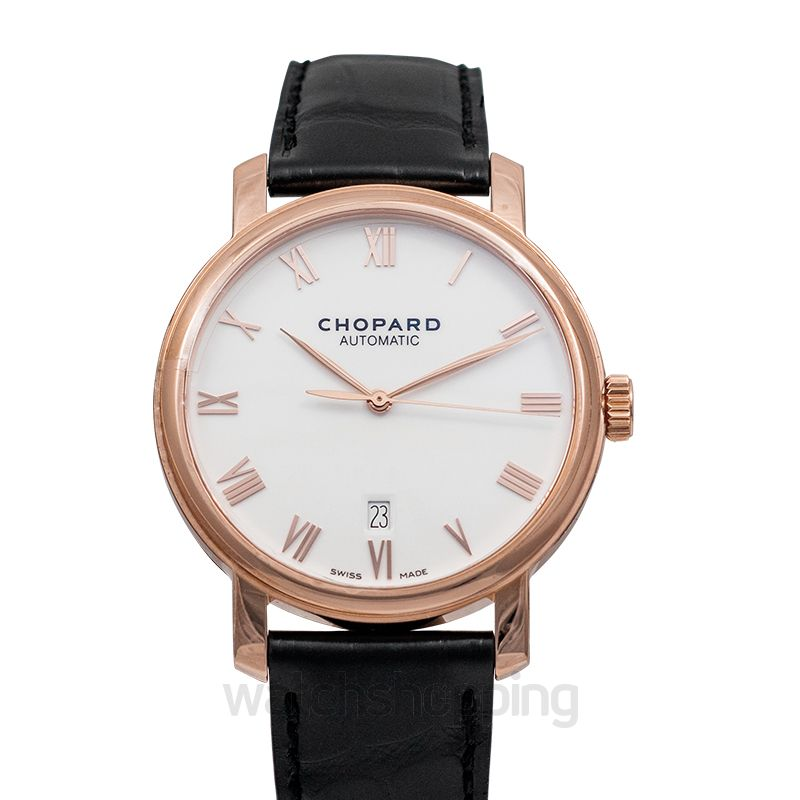 Chopard Classic Automatic White Dial Men's Watch