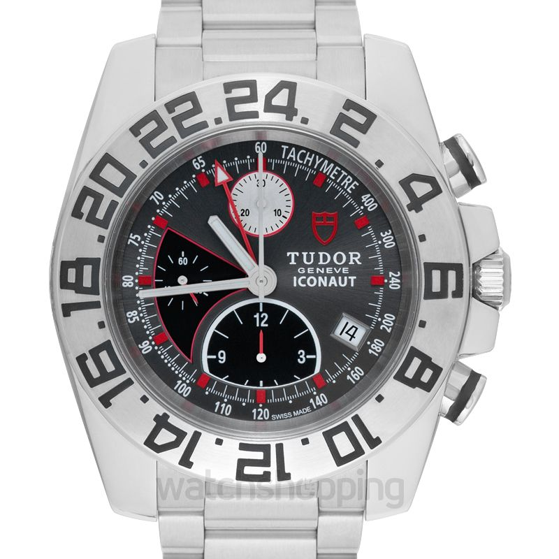 Tudor Iconaut Grey Dial Men's Watch
