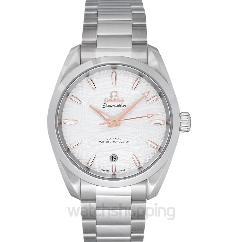 Omega Seamaster Automatic Silver Dial Men's Watch